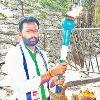 Man starts padayatra demanding Bharat Ratna for YSR