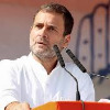 ongress leader Rahul Gandhi at meeting with opposition leaders
