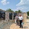 డల్లాస్ లోని మహాత్మా గాంధీ విగ్రహానికి ఒహాయో రాష్ట్ర సెనేటర్ నీరజ్ అంటానీ పుష్పాంజలి