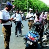 cyberabad police decided to seize if one pending challan on vehicle