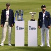 India and England test series to start from today