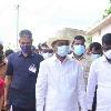 CM KCR Visits Vaasalamarri