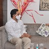 CM Jagan met governor at Rajbhavan