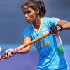 Cast remarks at Indian hockey player Vandana Kataria house