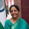 Union Minister Nirmala Sitharaman arrives Vizag