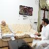 MP Raghurama Krishna Raju met union home minister Amit Shah