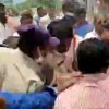 YCP workers attacked each other in chirala