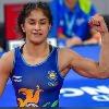 Wrestling Federation Of India suspends woman wrestler Vinesh Phogat