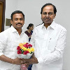 trs announces huzurabad bypoll candidate