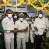 YV Subba Reddy inaugurates oxygen plant in Tirupati SVIMS Hospital