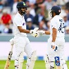 Team India lost two wickets in Lords test