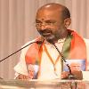 bandi sanjay padayathra named after ts sangrama yathra