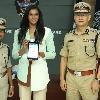 AP DGP Gautam Sawang lauds PV Sindhu