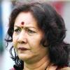 KCR is a big fake says Geetha Reddy