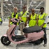 First Ever Ola Scooter Released