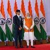 PM Modi Had Break Fast With Olympics Contingent