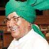 Former Haryana CM Om Prakash Chautala who wrote the Class X English exam