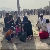 Afghan Women Throw Their Babies From Barbed Wires To Save Them From Talibans