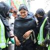 YS Sharmila visited Hyderabad old city