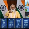 PM inaugurates and lays foundation stone of multiple projects in Somnath