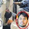 Business man karanam rahul killed in vijayawada