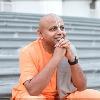 Gaur Gopal Das Post Viral In USA Viewed Many Times