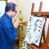 Uddhav Thackeray Pays Tributes To Rajiv Gandhi