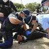 Hundreds arrested fined during Australia lockdown protests