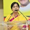 Gouthu Sirisha challenges AP Govt on Disha act