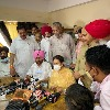Sidhu is the cause of crisis in Punjab Congress Amarinders wife accused