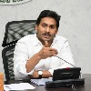 CM Jagan review meeting with officials