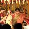 TRS MP Maloth Kavita Shakes Leg For Bullet Bandi Song