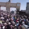 Hundreds Of Thousands Of Afghans Throng Pak Border