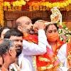 Bandi Sanjay slams kcr and mim