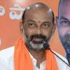 bandi sanjay meets bjp leaders