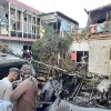 Taliban furious after US drone attack in Kabul