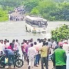 Heavy rains lashed out in telangana