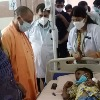 39 Including 32 Children Died Of Mysterious Fever in UP