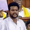 Union Minister RP Singh Wrote letter to MP Rammohan Naidu