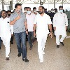 KTR Reaches Delhi Over Looks The arrangements For TRS Party Office