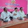 TRS Legislators slams Bandi Sanjay