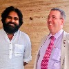 tell us in 10 words about why pawan is your hero asks British Dy High Commissioner