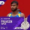 PM congratulates Praveen Kumar for winning Silver medal in High Jump