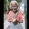 Chandrababu shares a video of an old woman