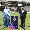 BCCI secretary JayShah launches T20 Mens WorldCup trophy
