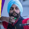 Harvinder wins first archery medal for india