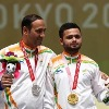 Manish and Adhana Creates History By winning Gold and Silver Paralympics Shooting
