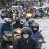 Heavy rain lashed in Hyderabad