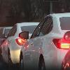 traffic jab at highway