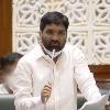 TRS leader Padma Reddy complaints police against Bellampally MLA Durgam Chinnaiah
